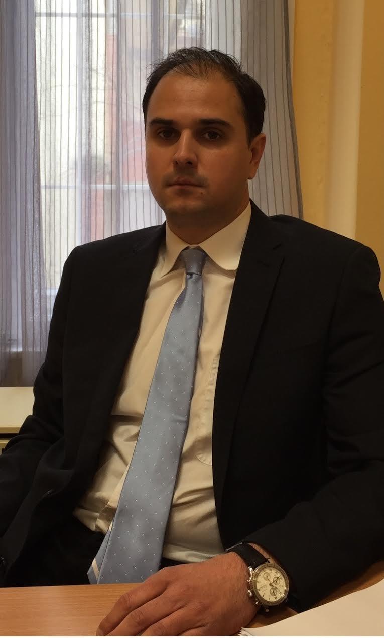 Dr Harsányi Ádám Marcell